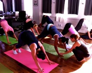 Yoga at Vonchurch